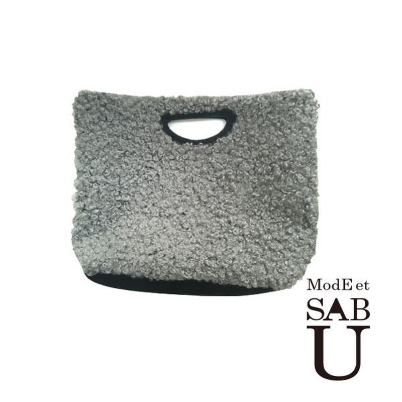<ModEet SAB>本革レザー,羊毛トートバック