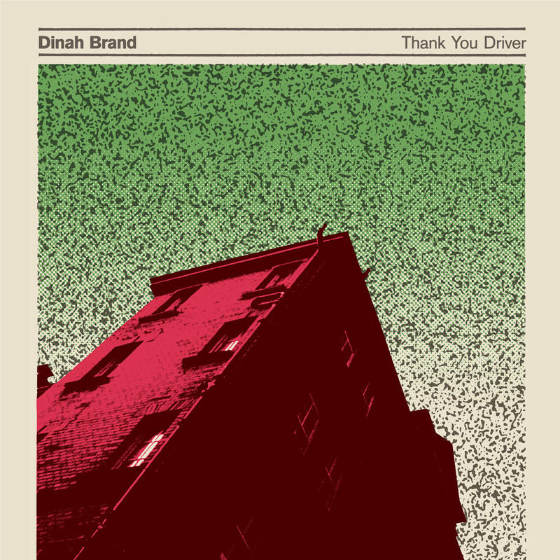 "Dinah Brand - ""Thank You Driver"" (LP)"