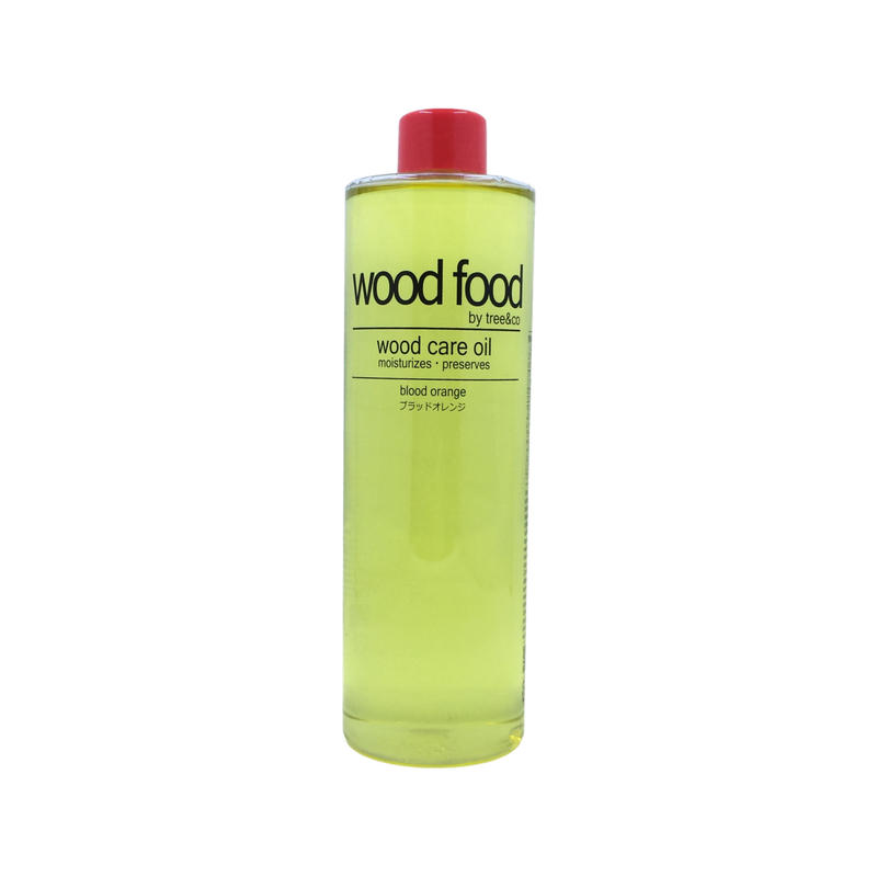 wood food オイル - ブラッドオレンジ 400ml