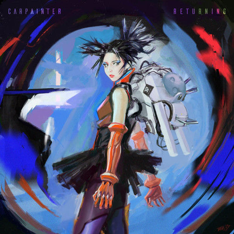 Carpainter - Returning [VINYL/LP]
