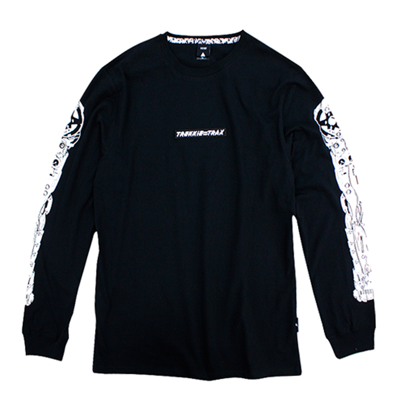 [TREKKIE TRAX × THE TEST] HUMANOID - L/S TEE