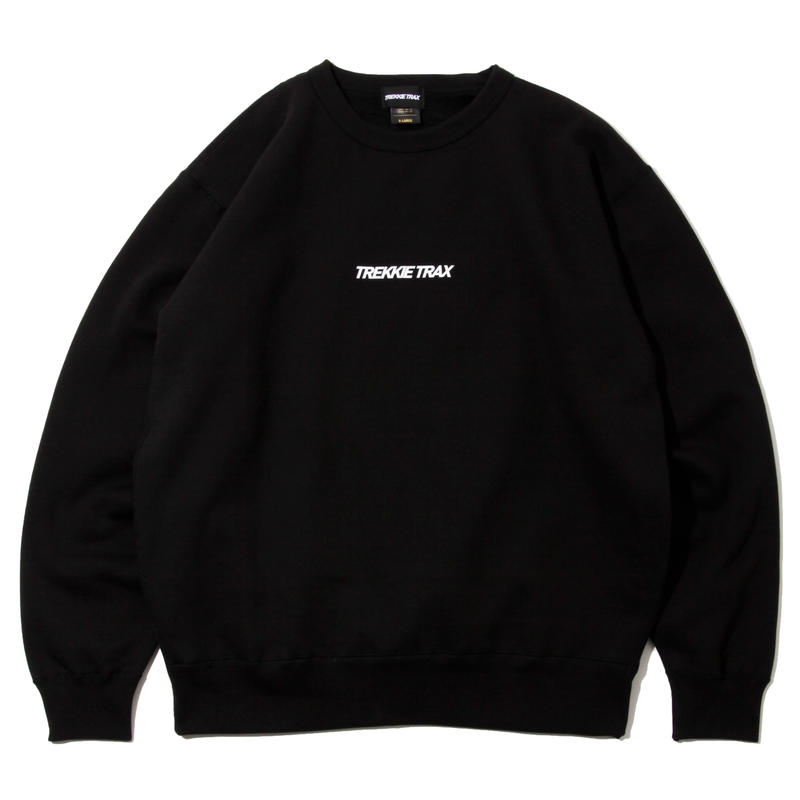 TREKKIE TRAX NEW LOGO Sweat Crew Neck (12.4oz)