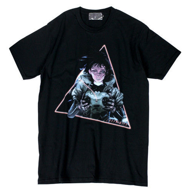 "THE TEST×TREKKIETRAX×Bahi JD - ""DIGITAL HARAKIRI""T-SHIRTS"""