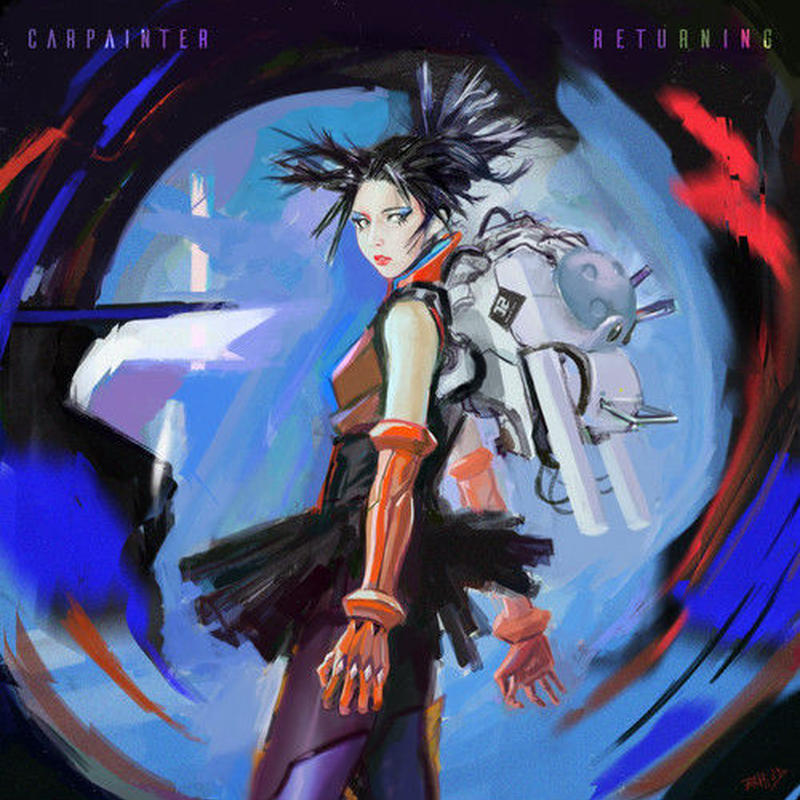 Carpainter - Returning [CD]