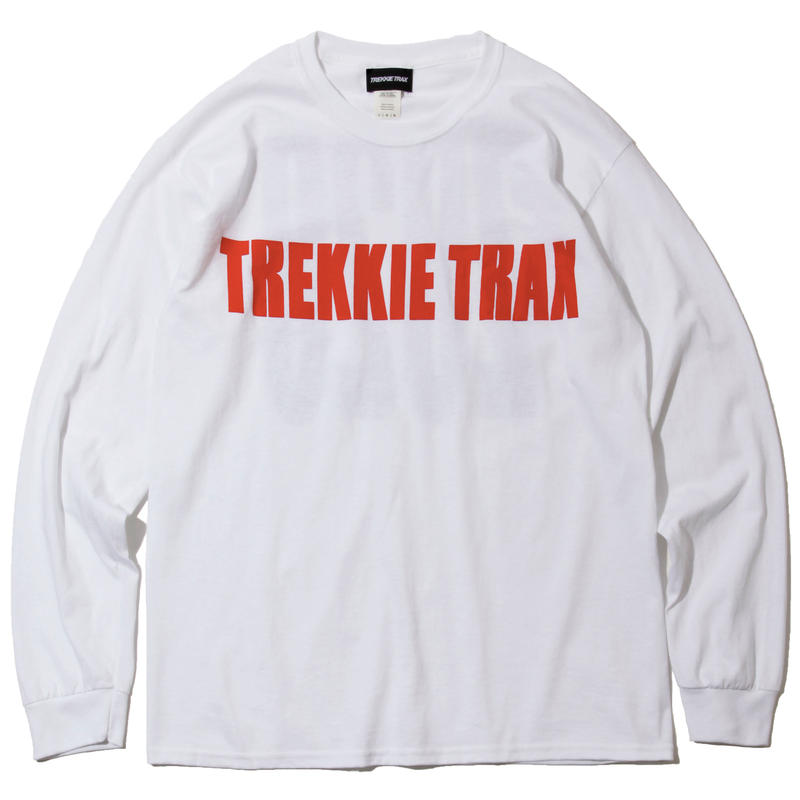 2020 LOGO Long Sleeve White