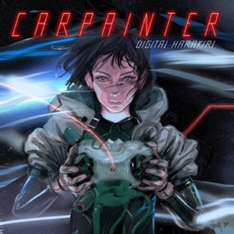 Carpainter - Digital Harakiri [VINYL/LP]