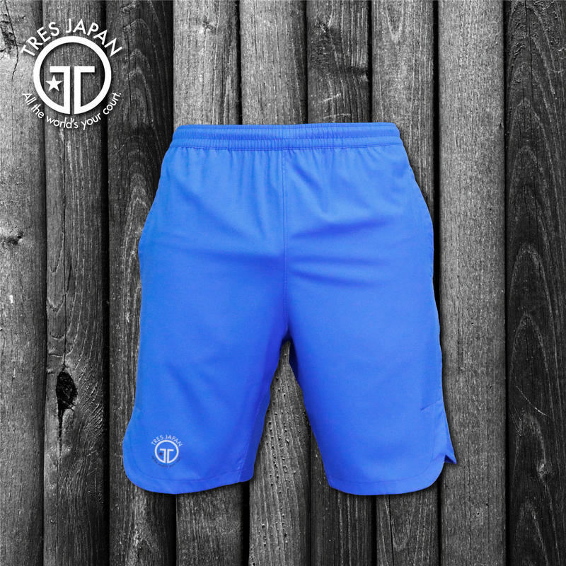 【TMC】SOLID WOVEN SHORTS(Blue)