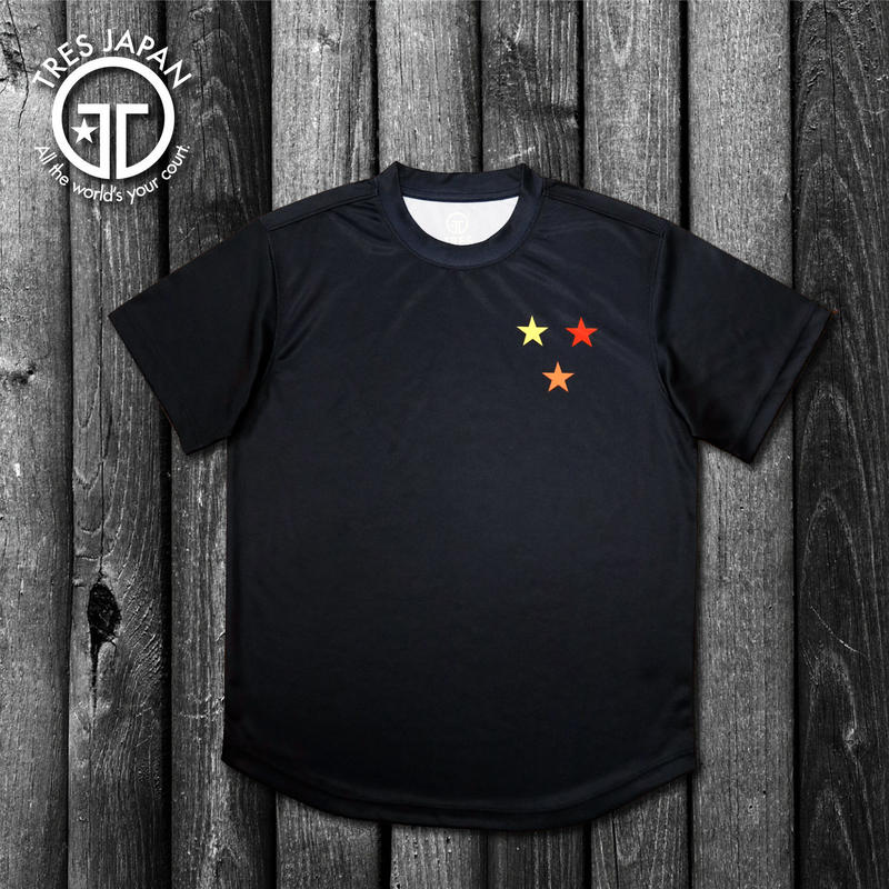 【TMC】HeiQ Point Logo T-Shirts (Sunset)