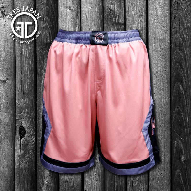 【TMC】Diamond Pocket Pants(Pink)