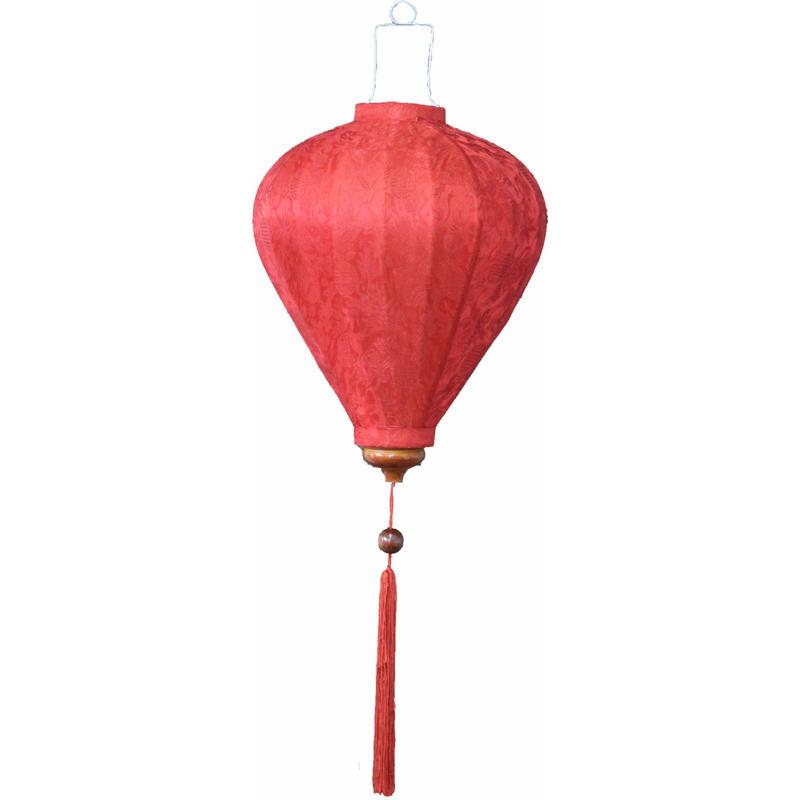 ベトナムランタン ほおずき形 Mサイズ 赤色