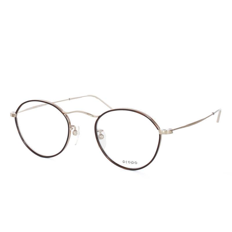 propo:プロポ 《FRAN Col.3》眼鏡 フレーム