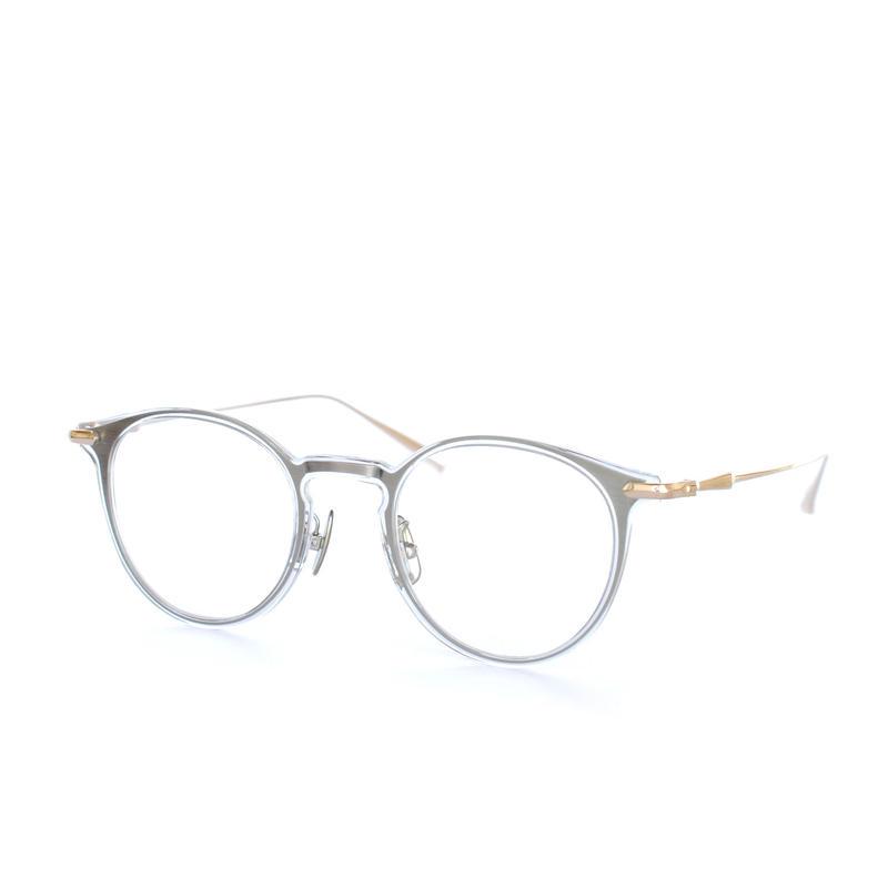YUICHI TOYAMA.:ユウイチ トヤマ《U-076 Sarah Col.02》眼鏡フレーム