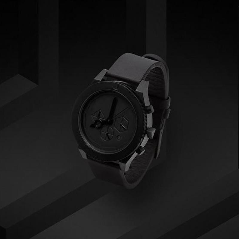 AARK collective:アークコレクティブ 《ICONIC GRAPHITE》 時計