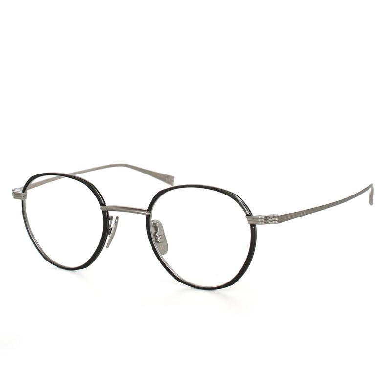 OG×OLIVER GOLDSMITH:オージーバイオリバーゴールドスミス《CUT two 44 Col.527-3》眼鏡 フレーム