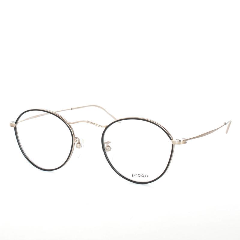 propo:プロポ 《FRAN Col.1》眼鏡 フレーム