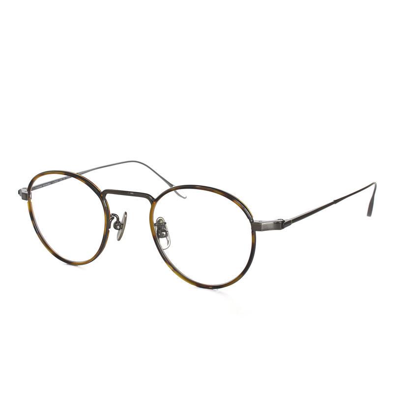 YUICHI TOYAMA.:ユウイチ トヤマ《U-066W W.Marcel  Col.12》眼鏡フレーム
