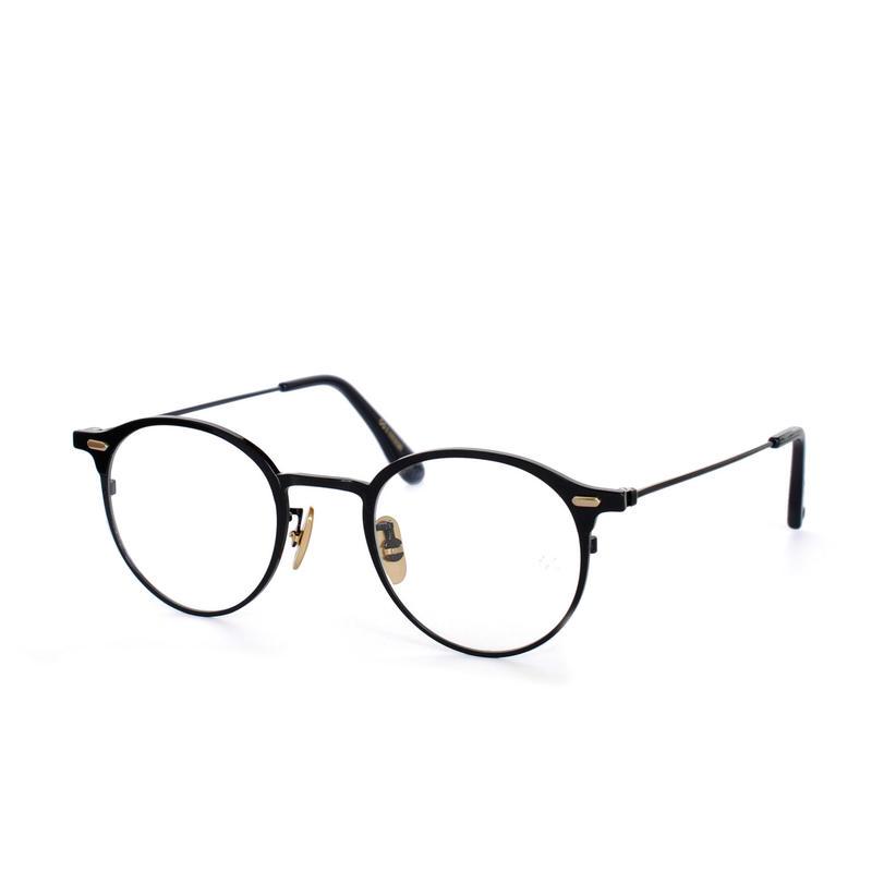 OG×OLIVER GOLDSMITH:オージーバイオリバーゴールドスミス《Re.PIMLICO 46 Col.016》眼鏡 フレーム