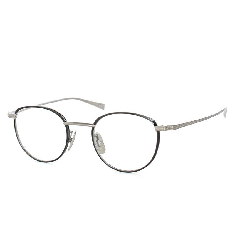 OG×OLIVER GOLDSMITH:オージーバイオリバーゴールドスミス《CUT three 44 Col.527-3》眼鏡 フレーム