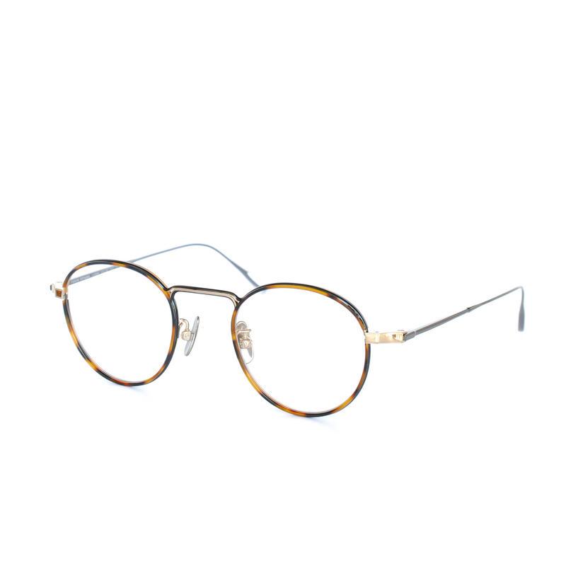YUICHI TOYAMA.:ユウイチ トヤマ《U-066W W.Marcel  Col.06》眼鏡フレーム