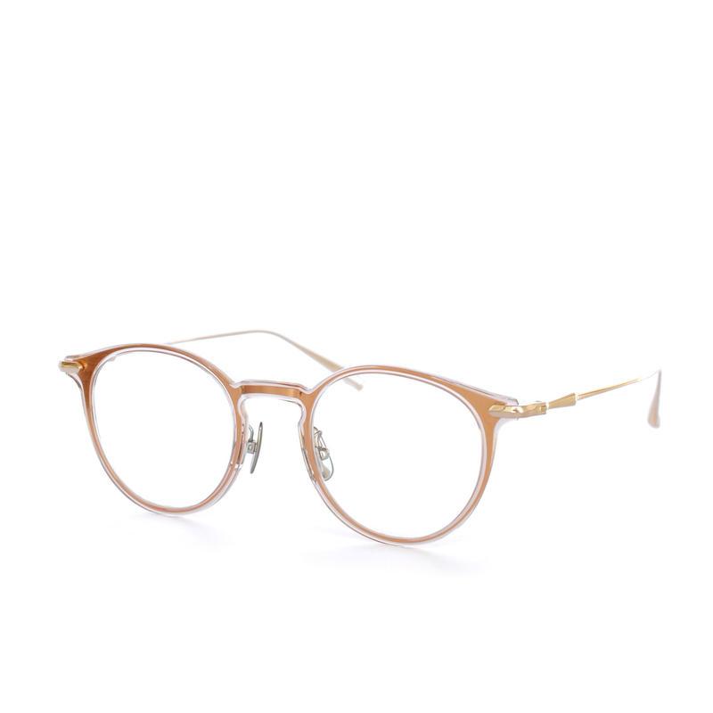 YUICHI TOYAMA.:ユウイチ トヤマ《U-076  Sarah Col.03》眼鏡フレーム
