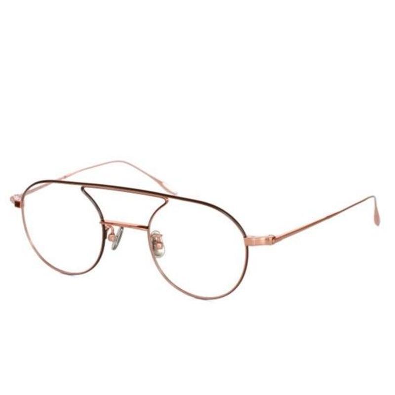 YUICHI TOYAMA.:ユウイチ トヤマ《U-067 Hannes Col.02》眼鏡フレーム