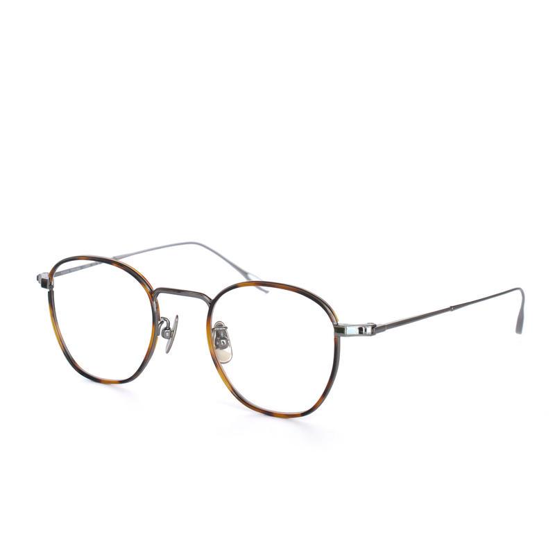 YUICHI TOYAMA.:ユウイチ トヤマ《U-080W  W.Alfred Col.06》眼鏡フレーム