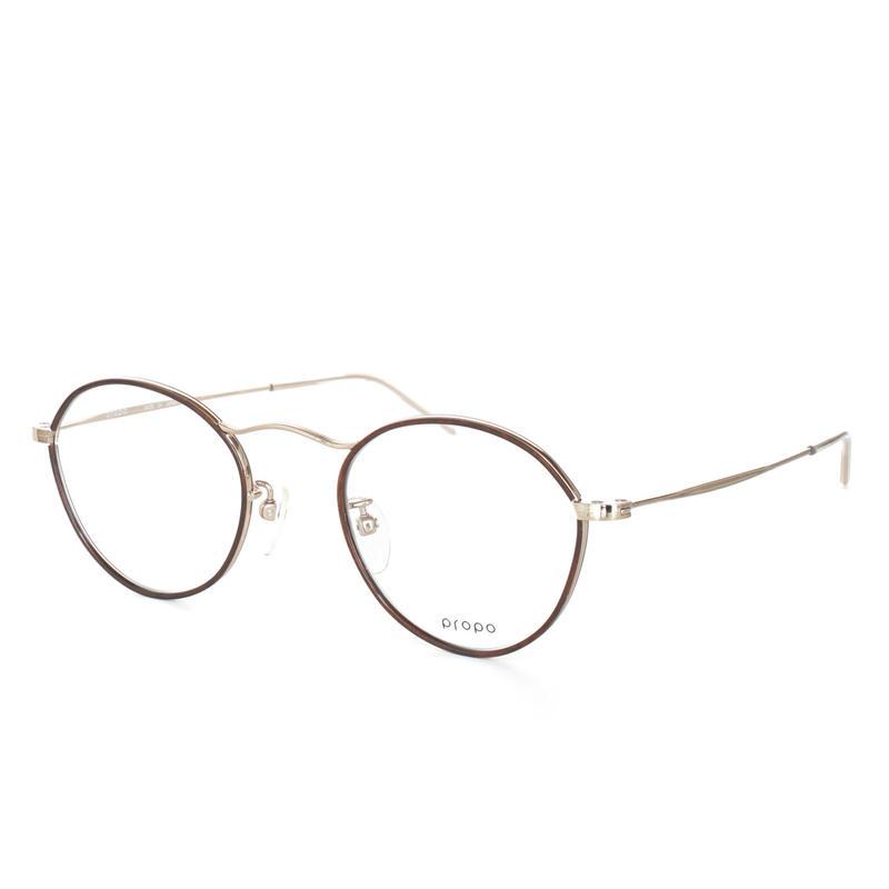 propo:プロポ 《FRAN Col.2》眼鏡 フレーム
