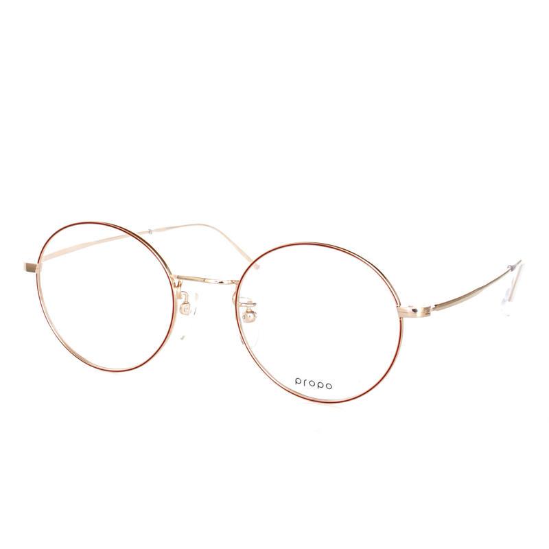 propo:プロポ 《NOEL Col.4》眼鏡 フレーム