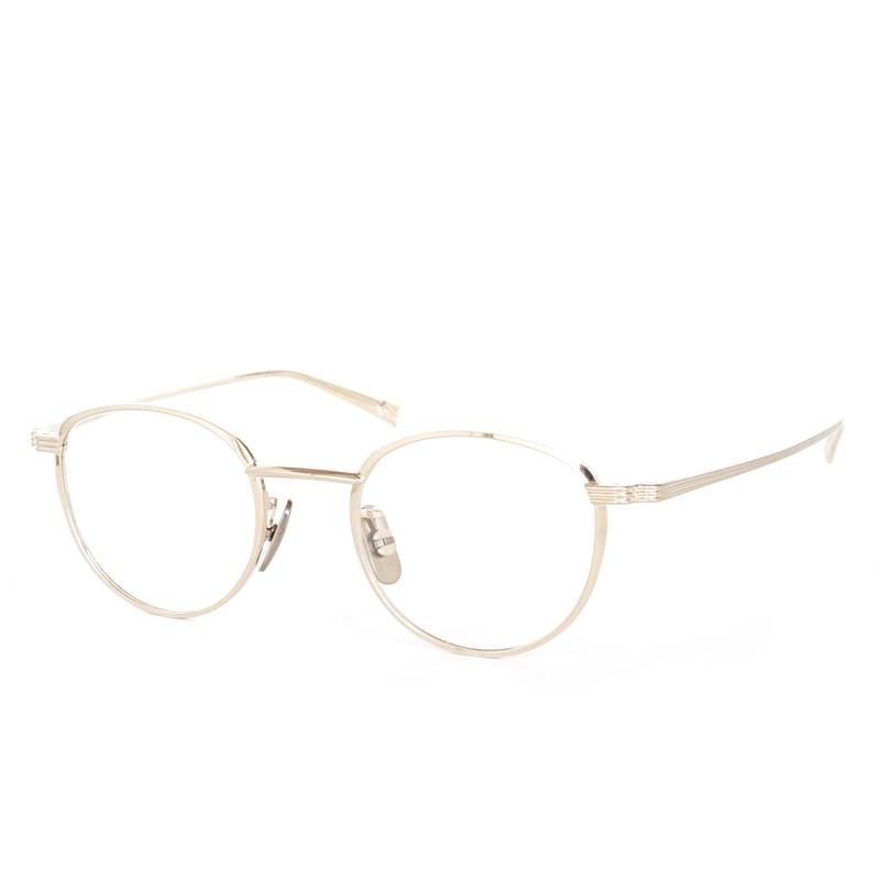 OG×OLIVER GOLDSMITH:オージーバイオリバーゴールドスミス《CUT three 44 Col.508》眼鏡 フレーム