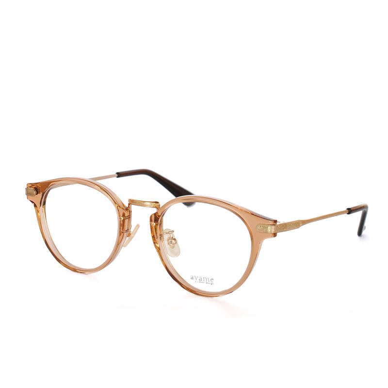 ayame i wear design:アヤメ《GENERAL col.LBR》眼鏡 フレーム