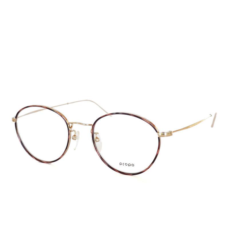 propo:プロポ 《MEG Col.5》眼鏡 フレーム