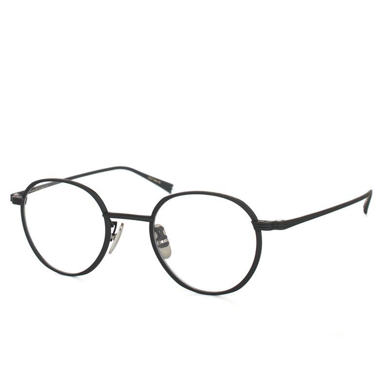 OG×OLIVER GOLDSMITH:オージーバイオリバーゴールドスミス《CUT two 44 Col.501-2》眼鏡 フレーム
