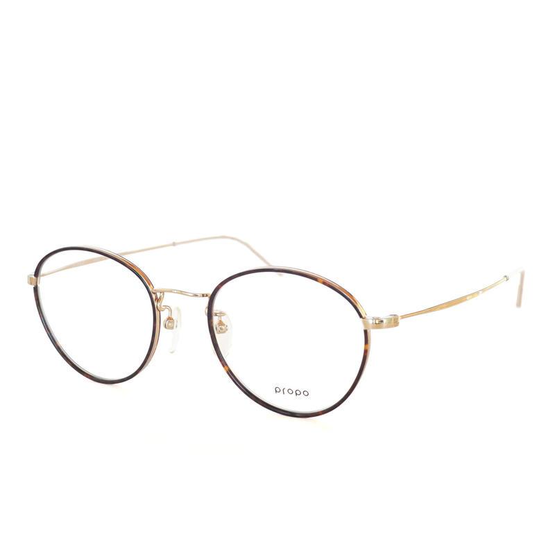 propo:プロポ 《MEG Col.3》眼鏡 フレーム