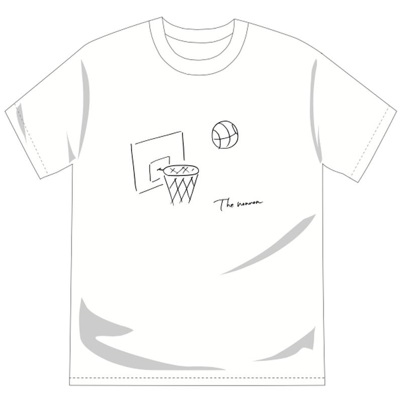 バスケットTシャツ[オンライン限定SALE]