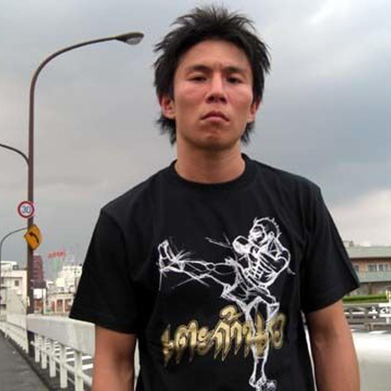 テッカンコーTシャツ ブラック
