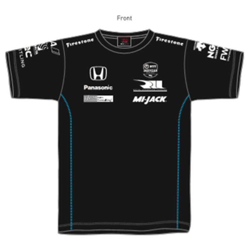 TS Driver's T-Shirt 2019 (Black)