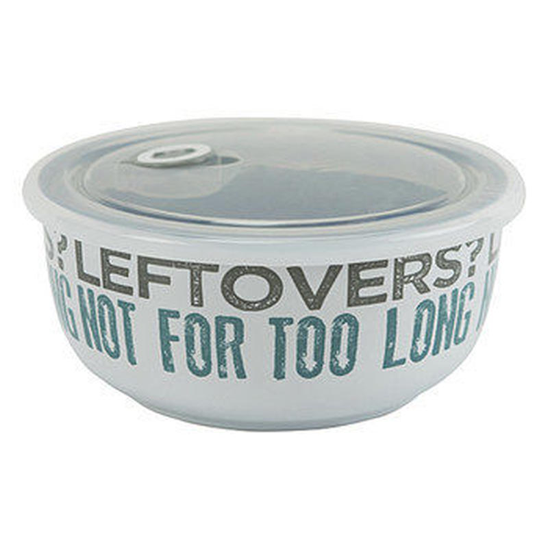 """""""leftovers"""" ボール"""