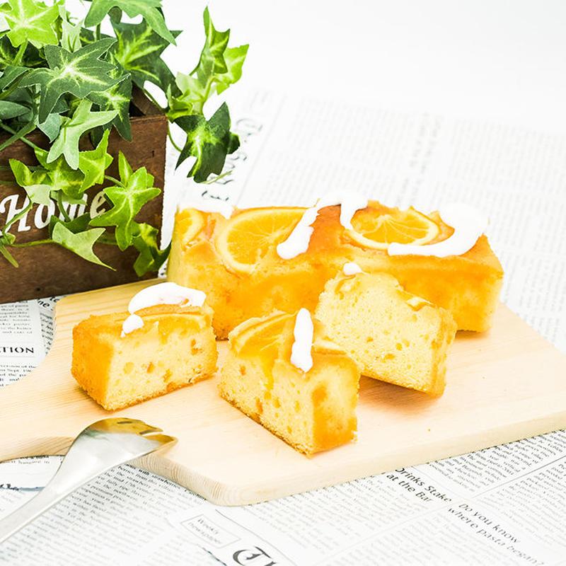 【オレンジ】Fruits Cake