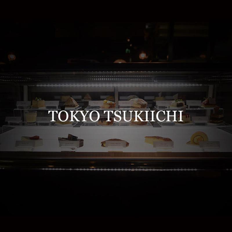 【TOKYO TSUKIICHI チケット】4月21日(日)1部 11:00~