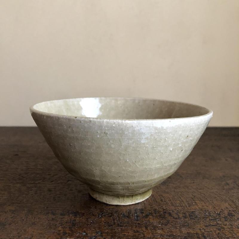 灰釉 飯碗