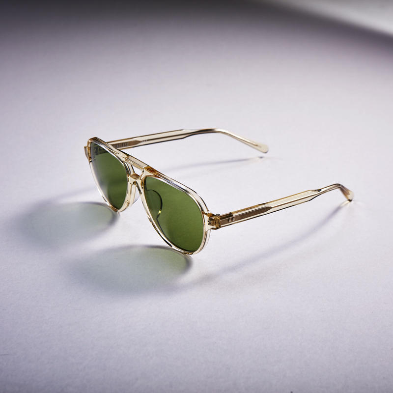 TAKA CLEAR×MIDDLE SHADE GREEN