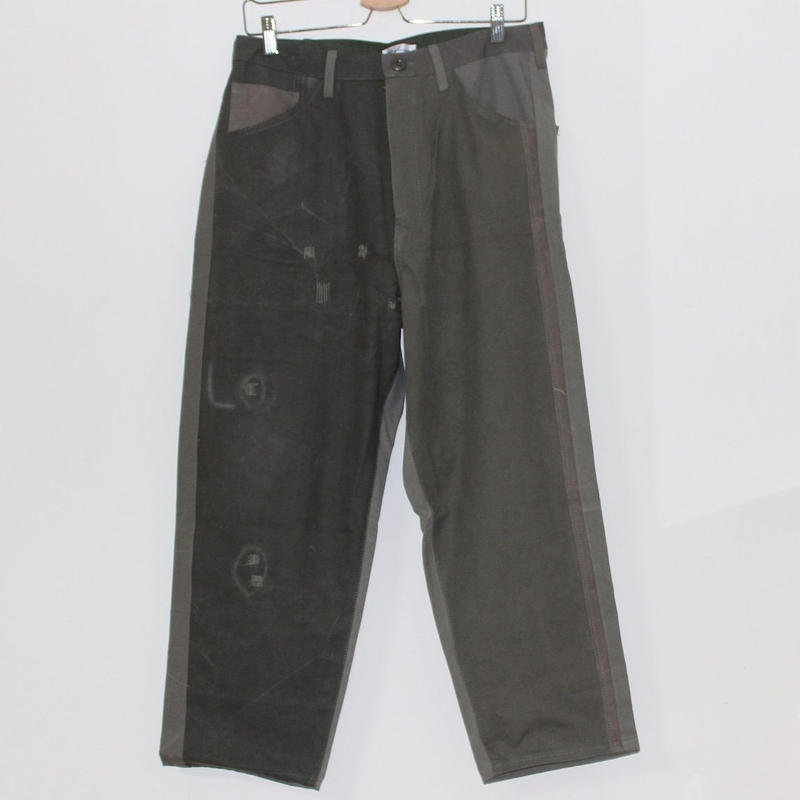 KNIFEWING CRAZY WIDE PANTS M ②
