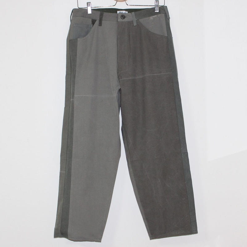 KNIFEWING CRAZY WIDE PANTS M ①