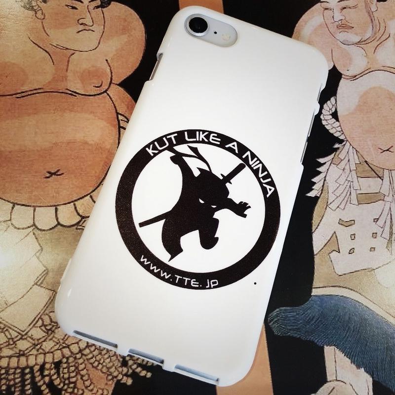 Ninja Kutry iPhone case