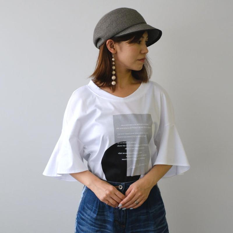 RITSUKO SHIRAHAMA リツコシラハマ Tシャツ