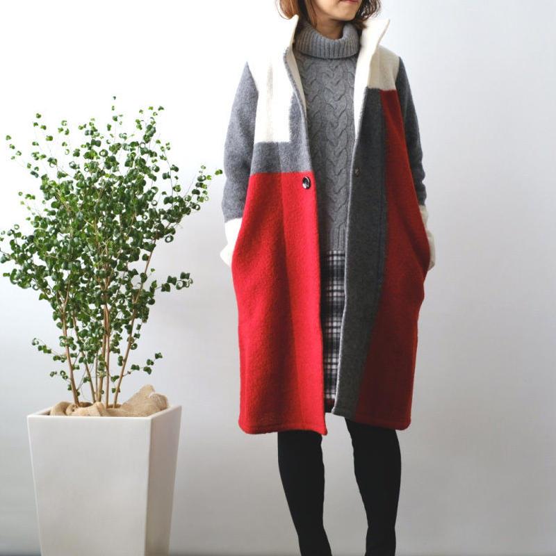 RITSUKO SHIRAHAMA ニットコート 8277250
