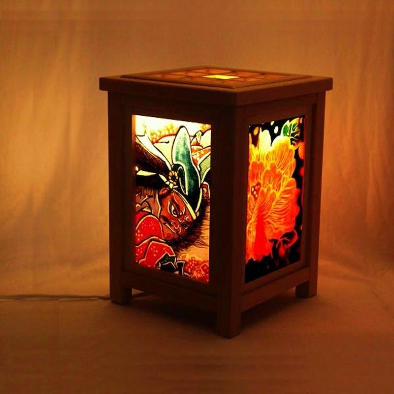 津軽のねぷた灯籠