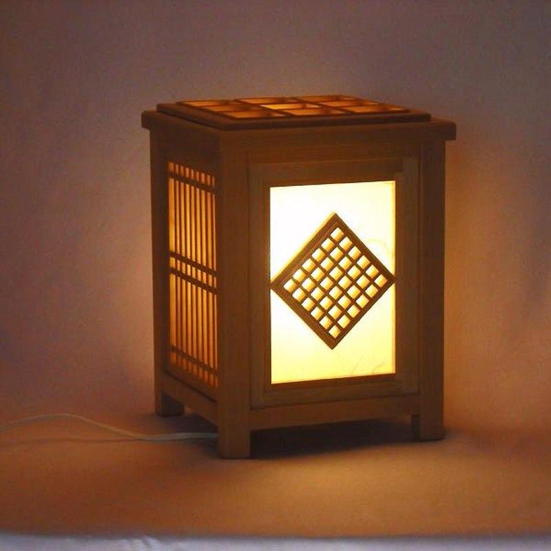 津軽の組子灯籠