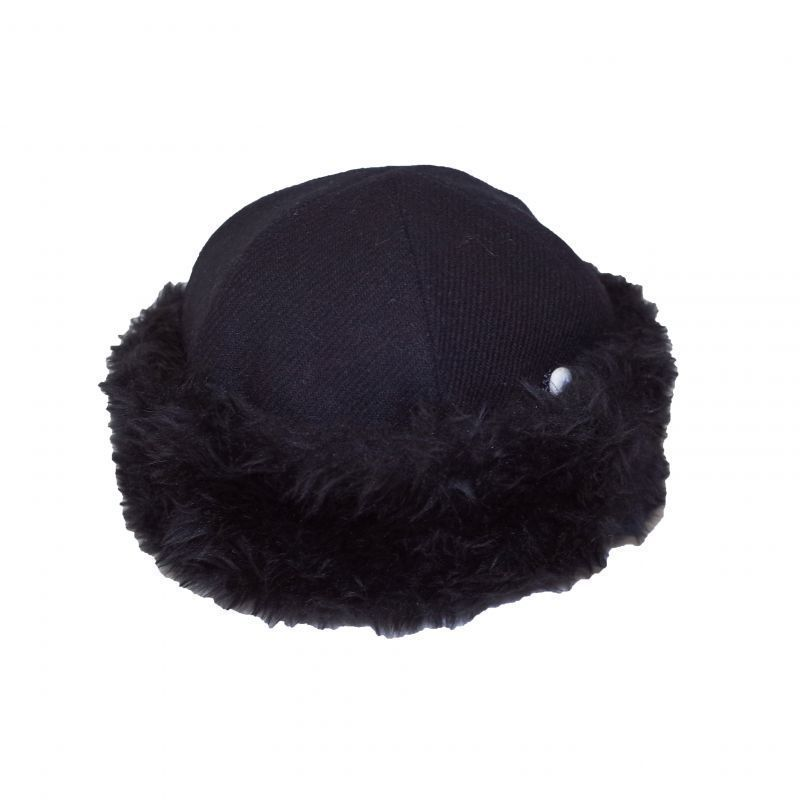 オリジナルJOHN WOOLEN HAT BLACK