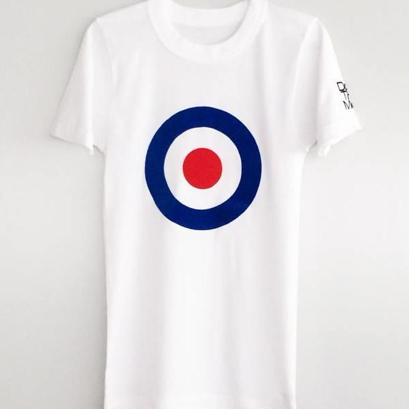 "DoiN' THe MoD""MOD TARGET""Tシャツ"